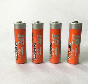 1.5V Super Heavy Duty Dry Battery (UM-3 R6P AA) pictures & photos