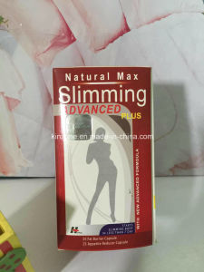 2017 New Natural Max Slimming Red Box Slimming Capsule pictures & photos