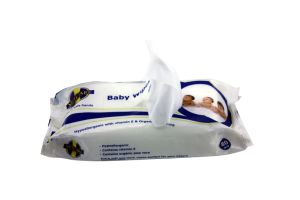 Flushable 100% Bamboo Organic Baby Wet Wipes pictures & photos