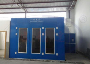 Wld6200 Auto Car Paint Booth pictures & photos