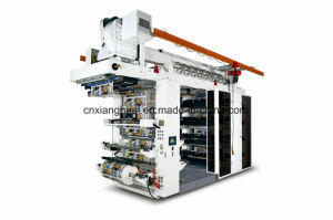 High Speed Paper Flexo Printing Press pictures & photos