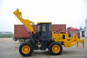 Full Luck 3.6ton Wheel Loader with Suprised Price pictures & photos
