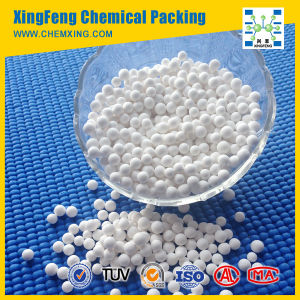 Activated Alumina Sphere for Petrochemical Catalyst Carrier pictures & photos
