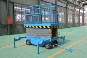 Scissors Lift Platform for Hydraulic pictures & photos