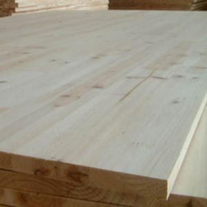 E0 Standard Thailand Rubberwood Finger Joint Board pictures & photos