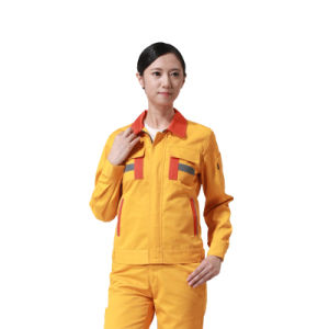 Industrial Mechanic Safety Worker Uniform of Cotton pictures & photos