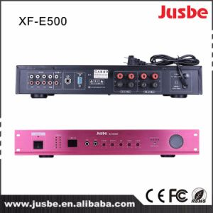 CATV Signal Stereo Amplifier Xf-M5500 Amplifier with Ce Certificate pictures & photos
