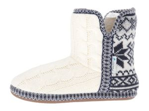 Ladys Home Slipper Indoor Boot pictures & photos