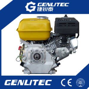 Single Cylinder Air Cooled Gasoline Engine 9HP pictures & photos