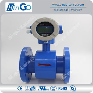 Smart Electromagnetic Flow Meter Transducer pictures & photos
