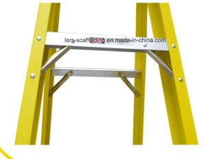A Shape Single Folding Insulated Fiberglass Step Ladder pictures & photos