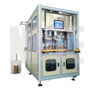 Four Working Station Automatic Stator Winding and Coil Inserting Machine pictures & photos