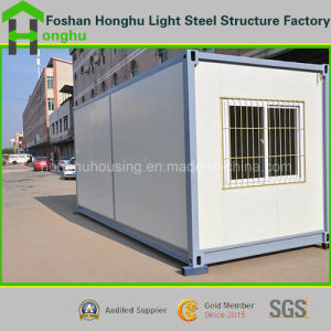 Container Modular House for Construction Site pictures & photos