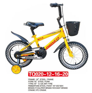 Four Size of Children Bicycle pictures & photos