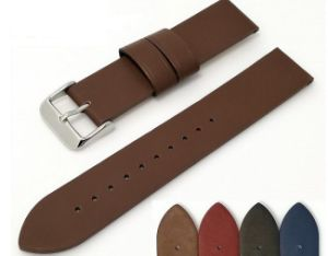 Genuine Buffalo Leather Robust Watch Straps pictures & photos
