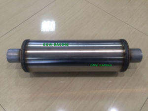 4′′ Body Round Car Muffler with 409 Stainless Steel Polished or Unpolished pictures & photos