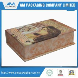 Customized High Quality Paper Gift Box with Cardboard Insert to Hold Beauty Products pictures & photos
