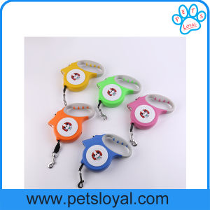 Factory Wholesale LED Retractable Pet Lead Leash Dog pictures & photos