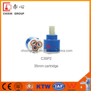 40mm Big Flow Rate Anti-Scald Cartridge with Long Leg pictures & photos