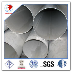 Tp316/316L 4 Inch Sch40s ERW Stainless Steel Pipe pictures & photos