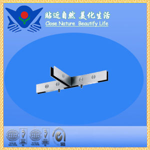 Xc-D1553 Stainless Steel Coverless Double Over Panel Top Patch Fitting pictures & photos