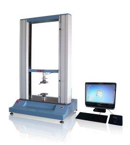 Computerized Tension and Compression Elongation Tensile Strength Test Machine pictures & photos