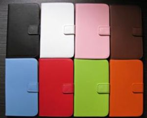 I-19 Book Style Smart Phone Use Protective Leather Case Resit-Knock for Samsung N7100 Note 2 pictures & photos