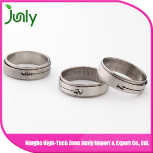 Ring for Men Stainless Steel Men Wedding Rings pictures & photos