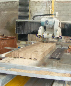 Gantry Saw Automatic Stone Profiling Linear Machine pictures & photos
