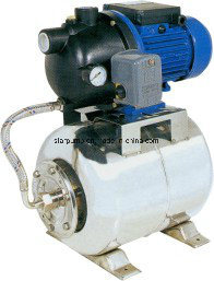 1HP Automatic Self-Priming Electric Jet Water Pump pictures & photos