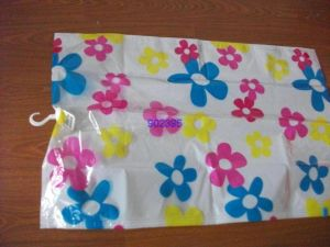Reusable Plastic Vacuum Bag with Hook pictures & photos