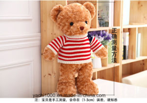 Soft Toy Bear Teddy with Clothing pictures & photos
