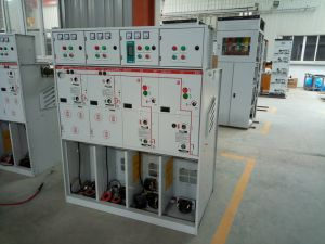 11kv/24kv/33kv Sf6 Ring Main Unit Power Switchgear pictures & photos
