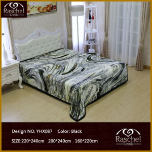 Mink Polyester Throw Cloudy Blanket of 100% Polyester Korean Super Soft Quality