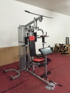 150lbs Weight Plate Three Station Home Gym pictures & photos