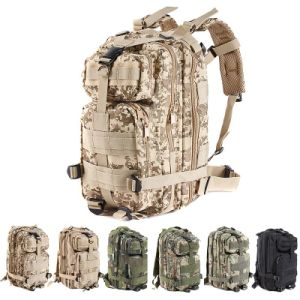 Wholesale Sports Travelling Hiking Camping Climbing Huting Bag Military Backpack pictures & photos