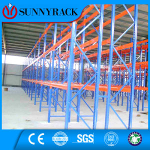 Warehouse Storage Space Utilization Improved High Quality Metal Storage Shelf pictures & photos