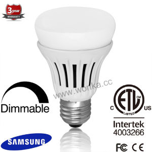 Dimmable High Lumen E26 LED Bulb Lamp R20 pictures & photos