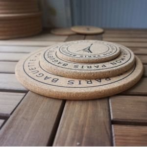 Printing Cup Coaster Wood & Cup Coaster pictures & photos