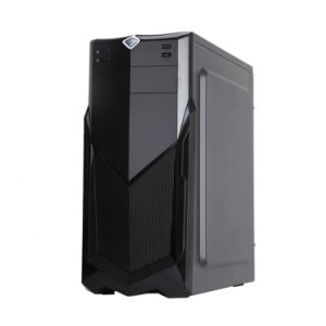 Top Selling Good Quality Standard Desktop ATX PC Case pictures & photos