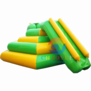 Floating Slide Game Water Climbing Wall for Sports Toy pictures & photos