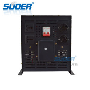 Suoer 24V to 230V 5kw Pure Sine Wave Power Inverter (FPC-D5000B) pictures & photos
