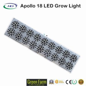 Popular Apollo 18 LED Grow Light for Indoor Plant Gardening pictures & photos