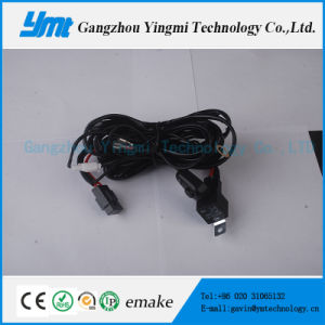 180W Car Electronics Connector Wire Harness for Cable Assembly pictures & photos
