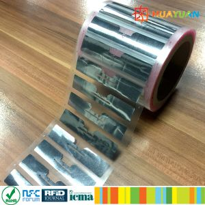 RFID UHF ALIEN H3-9654 RFID smart paper label tags pictures & photos