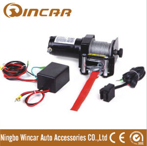 Small Electric Winch Mini Electric pictures & photos