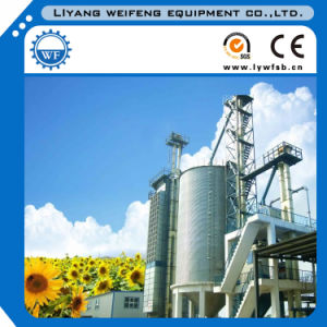 High Quality Steel Corn/Wheat/Soya Storing Silos with Dryer Machine pictures & photos