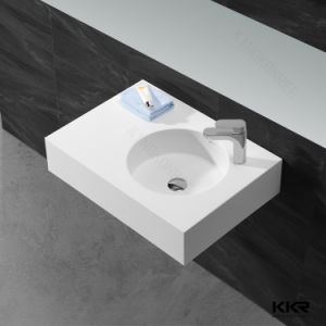 Resin Stone Basin Solid Surface Bathroom Basin pictures & photos