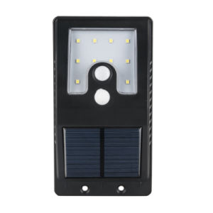 New Selling Motion Sensor Outdoor Wall Mounted Solar LED Outdoor Lights pictures & photos
