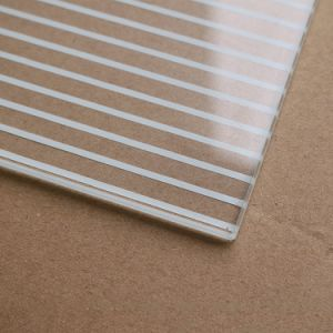 Environment-Friendly Ceramic Frit Silk-Screen/Roller Printing Glass pictures & photos